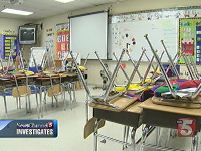 Metro Nashville Teachers Demand Action Following Radon Investigation